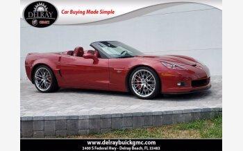 2013 Chevrolet Corvette for sale 101595510