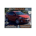 2013 Chevrolet Sonic for sale 101623254