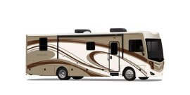 2013 Fleetwood Excursion 33A specifications