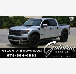 2013 Ford F150 4x4 Crew Cab SVT Raptor for sale 101211847