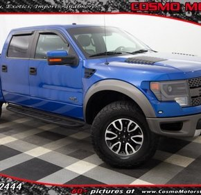 2013 Ford F150 4x4 Crew Cab SVT Raptor for sale 101238140