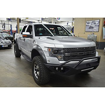 2013 Ford F150 4x4 Crew Cab SVT Raptor for sale 101300831