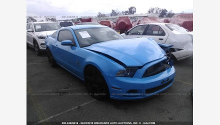 2013 Ford Mustang Coupe for sale 101129237