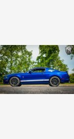 2013 Ford Mustang Shelby GT500 Coupe for sale 101207209