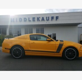 2013 Ford Mustang Boss 302 Coupe for sale 101215132