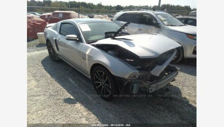 2013 Ford Mustang GT Coupe for sale 101224631