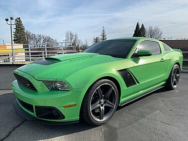2013 Ford Mustang for sale 101241552