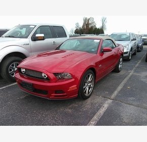 2013 Ford Mustang GT Convertible for sale 101276234