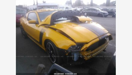 2013 Ford Mustang Boss 302 Coupe for sale 101297428