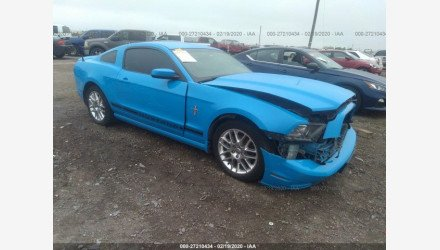 2013 Ford Mustang Coupe for sale 101308226