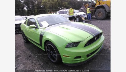2013 Ford Mustang Boss 302 Coupe for sale 101322441