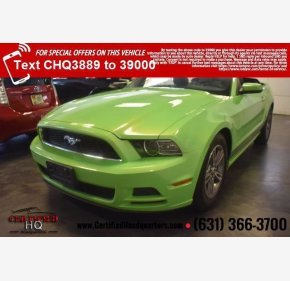 2013 Ford Mustang for sale 101355427