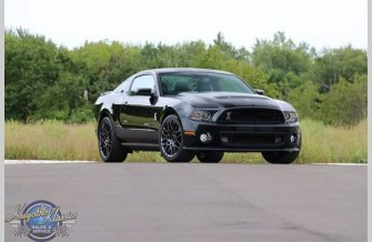 2013 Ford Mustang Shelby GT500 for sale 101373656