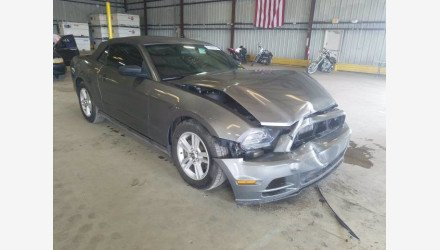 2013 Ford Mustang Convertible for sale 101395686
