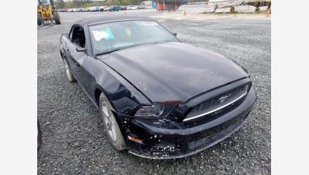 2013 Ford Mustang Convertible for sale 101396393