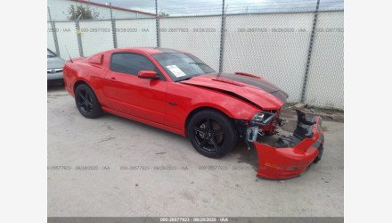 2013 Ford Mustang GT Coupe for sale 101408710