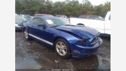 2013 Ford Mustang Coupe for sale 101409983