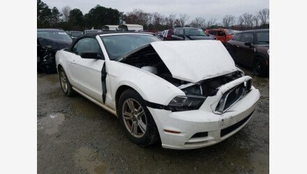 2013 Ford Mustang Convertible for sale 101439402
