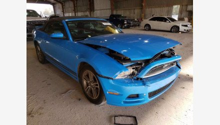 2013 Ford Mustang Convertible for sale 101460267