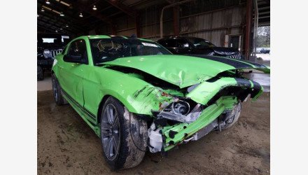2013 Ford Mustang Coupe for sale 101465839