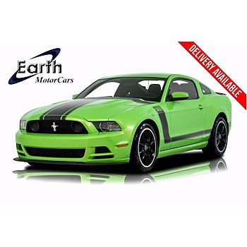 2013 Ford Mustang Boss 302 for sale 101543792