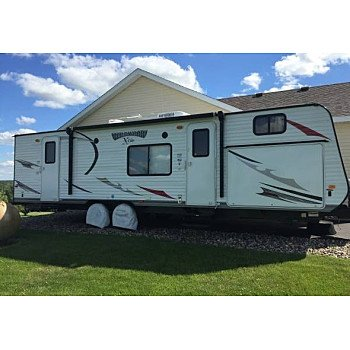 2013 Forest River Wildwood for sale 300160681