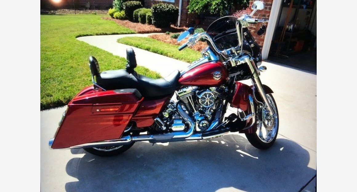 2013 Harley-Davidson CVO for sale 200647320