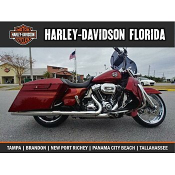 2013 Harley-Davidson CVO for sale 200652817
