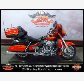2013 Harley-Davidson CVO for sale 200647484