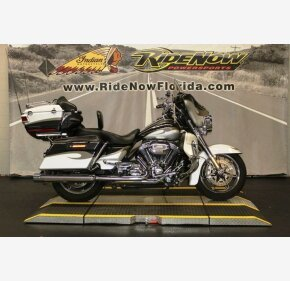 2013 Harley-Davidson CVO for sale 200740390