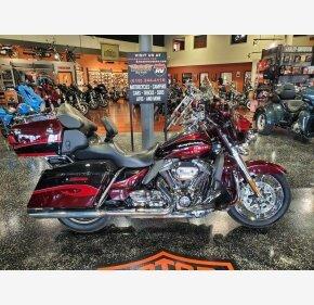 2013 Harley-Davidson CVO for sale 200821376