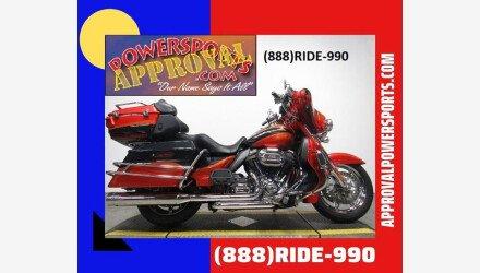 2013 Harley-Davidson CVO for sale 200839288