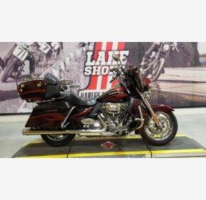 2013 Harley-Davidson CVO for sale 200910065