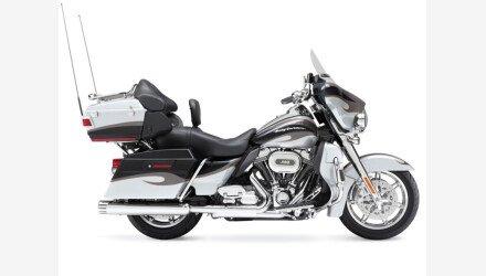 2013 Harley-Davidson CVO for sale 200936507