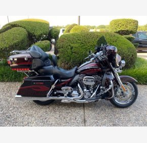 2013 Harley-Davidson CVO for sale 200945653