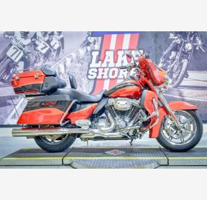 2013 Harley-Davidson CVO for sale 200949236