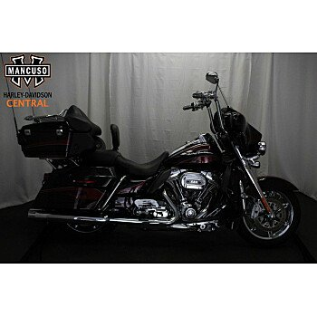 2013 Harley-Davidson CVO for sale 201114795