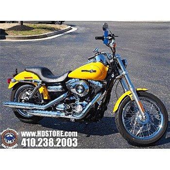 2013 Harley-Davidson Dyna for sale 200721386