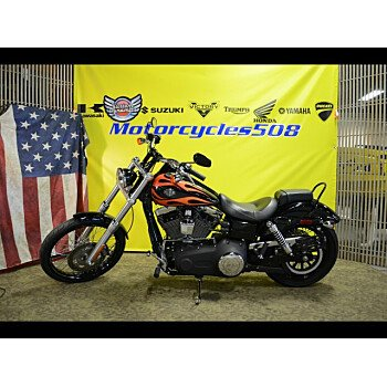 2013 Harley-Davidson Dyna for sale 200722167