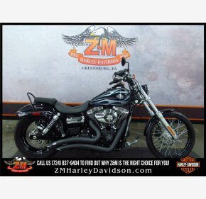2013 Harley-Davidson Dyna for sale 200646533