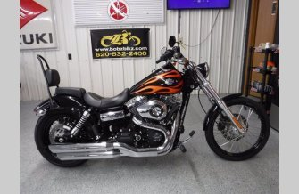2013 Harley-Davidson Dyna for sale 201001955