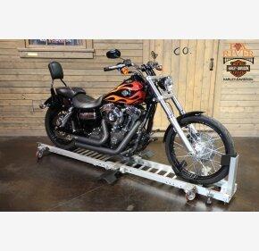 2013 Harley-Davidson Dyna for sale 201010485