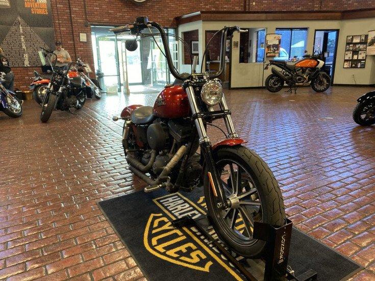 2013 Harley-Davidson Dyna for sale 201139137