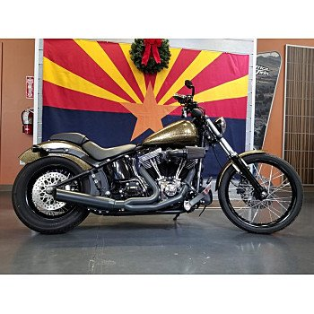 2013 Harley-Davidson Softail for sale 200662002