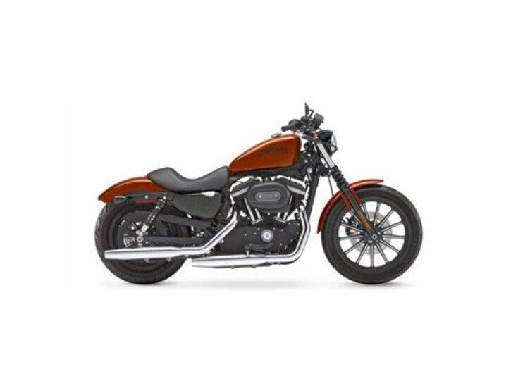 2013 Harley-Davidson Sportster 883 specifications