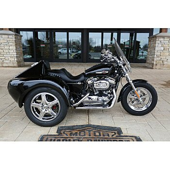 2013 Harley-Davidson Sportster for sale 200903660
