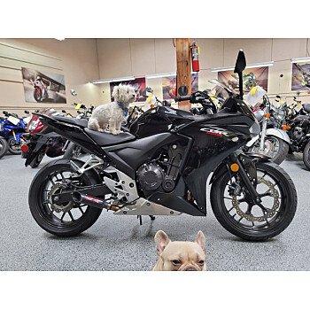 2013 Honda CBR500R for sale 201092410