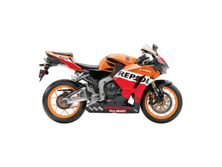 2013 Honda CBR600RR 600RR specifications