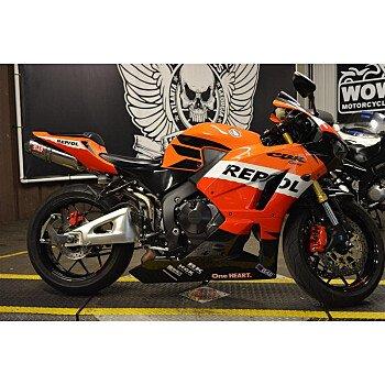 2013 Honda CBR600RR for sale 200645742