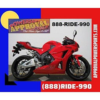 2013 Honda CBR600RR for sale 200655798
